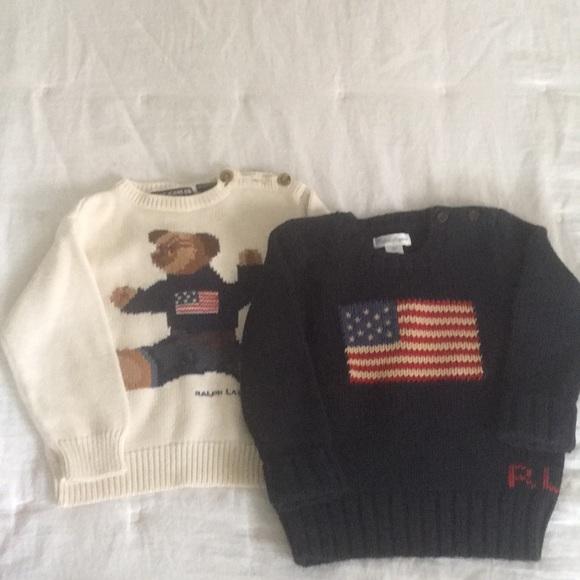 27466275cf Ralph Lauren Polo sweaters. M 5c018842819e90e967b25150